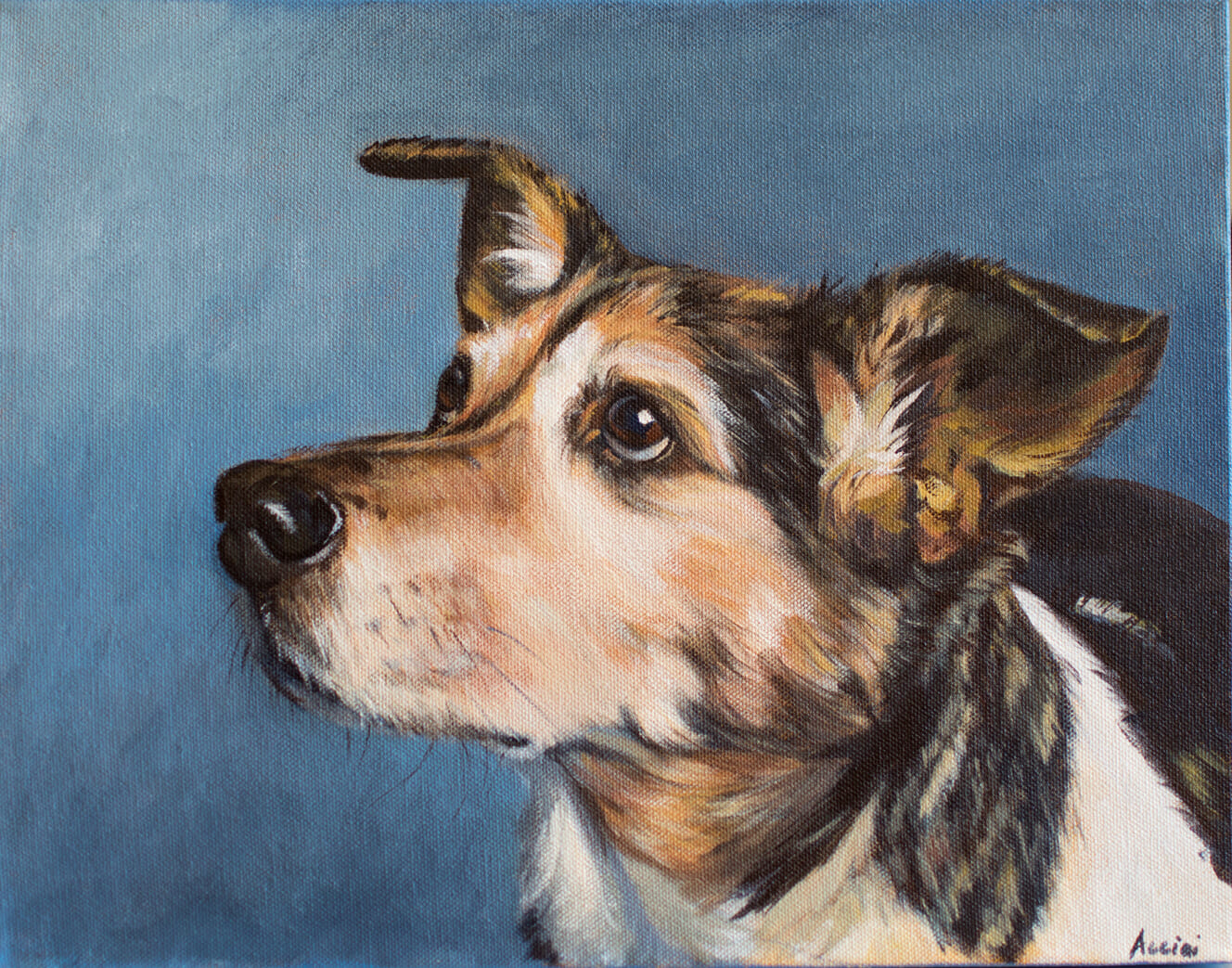 Beagle by Lisa Acciai of LAcStudio
