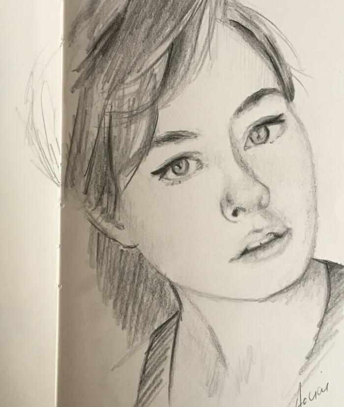 lexi-sketch-by-lisa-acciai