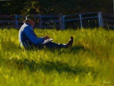 """An Artists Life"" by Lisa Acciai"