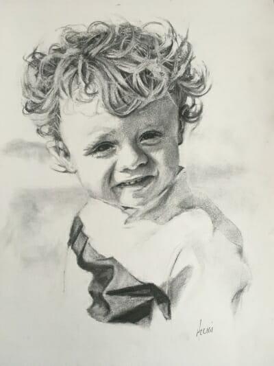 Colton -curls - Lisa Acciai