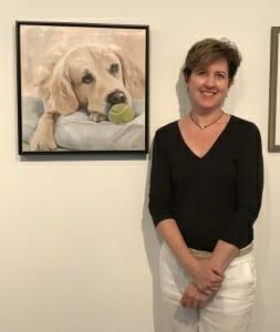 Lisa Acciai at Moss Art Center